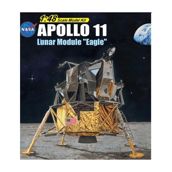 """Dragon Space NASA Apollo 11 Lunar Module """"Eagle"""" 1:48 ..."""