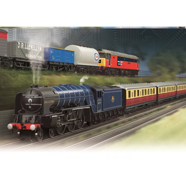 hornby model train computer - photo #1