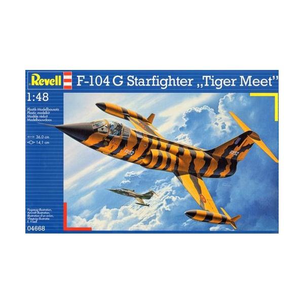 revell 1 48 104g tiger meet