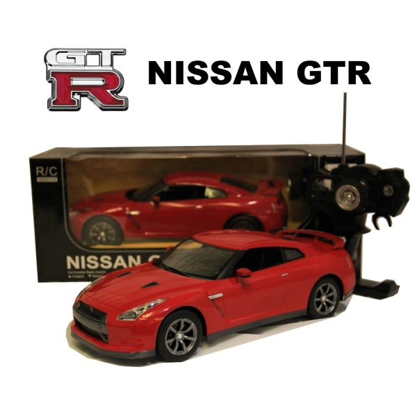 Nissan GT-R Function Remote Control Car - 1:14 Scale