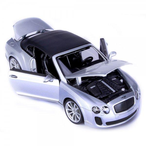 Bentley Convertible Car: Bentley Continental Supersports Convertible