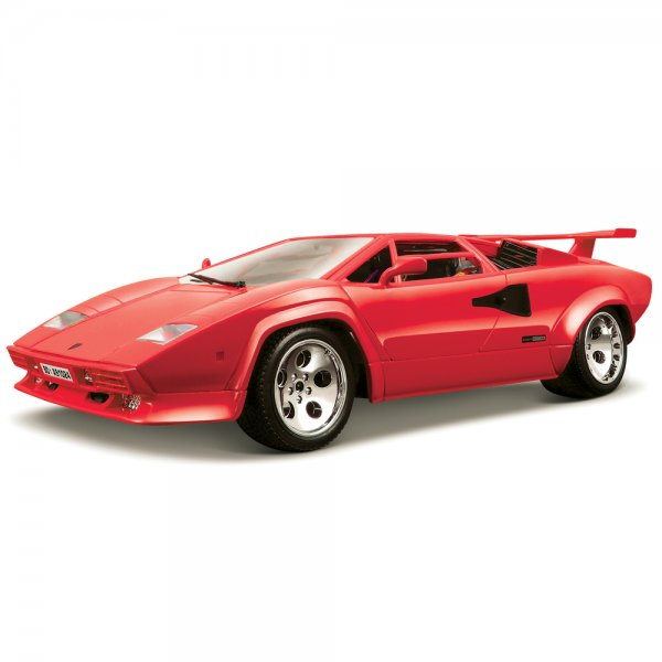 bburago lamborghini countach 5000 1 18 scale diecast car. Black Bedroom Furniture Sets. Home Design Ideas