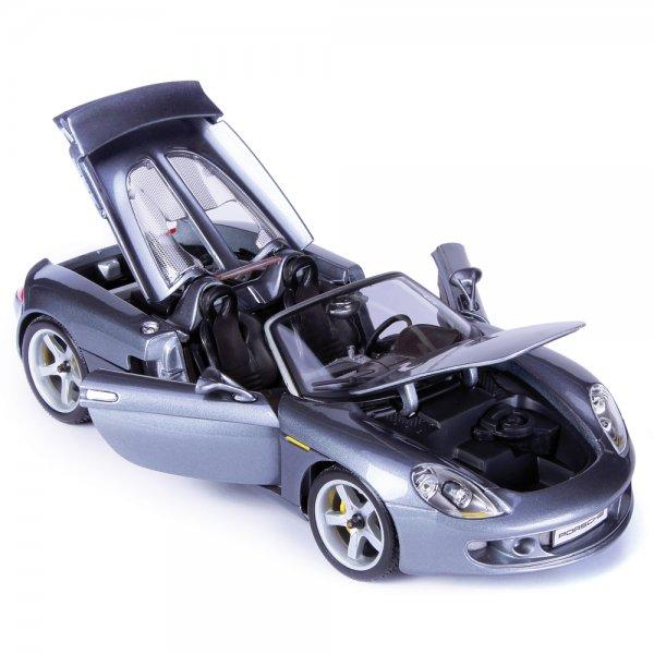 Maisto Porsche Carrera GT - 1:18 Scale cast Car - Maisto from ... on porsche ruf ctr, porsche truck, porsche concept, porsche gt3, porsche turbo, porsche macan, porsche boxter, porsche gt3rs, porsche gt 2, porsche 904 gts, porsche sport, porsche cayman, porsche boxster, porsche gtr3, porsche mirage, porsche cayenne,