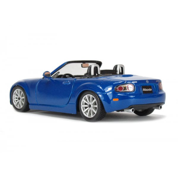 bburago mazda mx 5 miata 1 24 scale diecast car. Black Bedroom Furniture Sets. Home Design Ideas