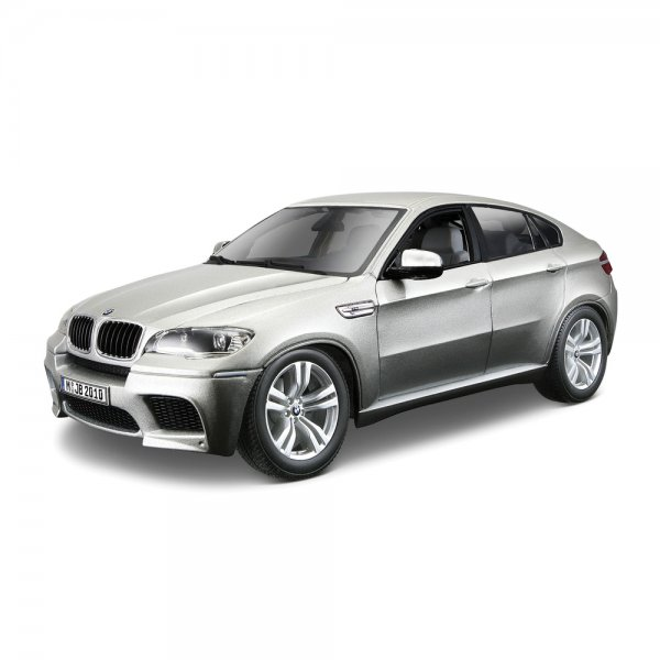 Bmw X6m For Sale: Bburago BMW X6 M Diecast Metal Kit