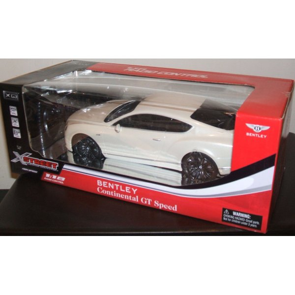 XQ Bentley Continental GT Speed Remote Control Car