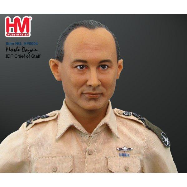 Hobby Master IDF Chief of Staff Moshe Dayan | Figure