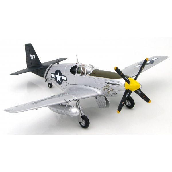 "Hobby Master P-51C Mustang ""Little Jeep"" Capt Forrest H ...