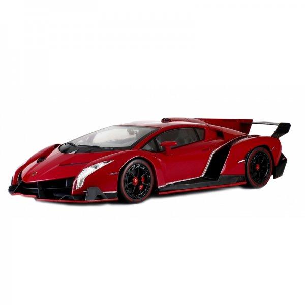 Lamborghini Veneno Red Metallic