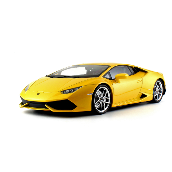 kyosho lamborghini huracan lp610 4 yellow 1 18 scale diecast car kyosho from jumblies models uk. Black Bedroom Furniture Sets. Home Design Ideas
