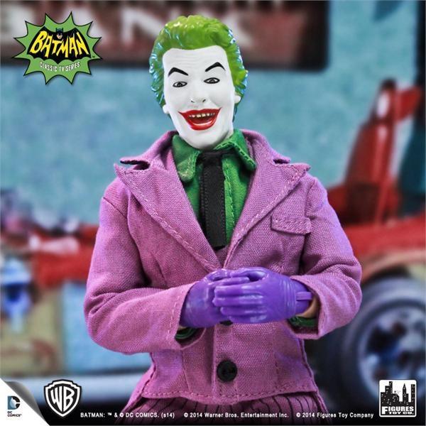 Figure Toy Co Classic TV Series 1966 Joker Series 1