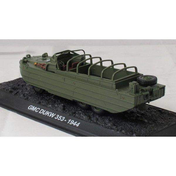 Dukw For Sale Uk >> Blitz 72 US DUKW Amphibious Truck - Mediterranean Theatre of Operations - Blitz 72 from Jumblies ...