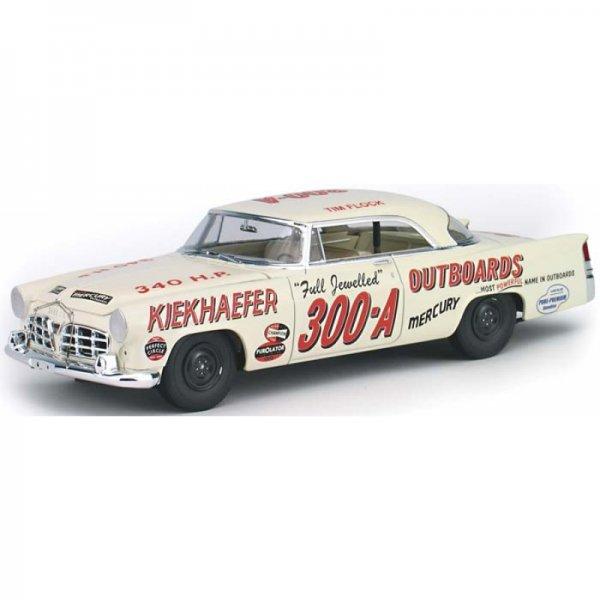 Moebius Models 1956 Chrysler 300B Stock Car Tim Flock