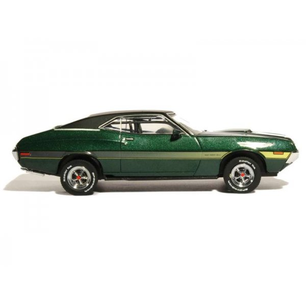 1972 ford gran torino sport 1 43 scale diecast car from jumblies models uk. Black Bedroom Furniture Sets. Home Design Ideas