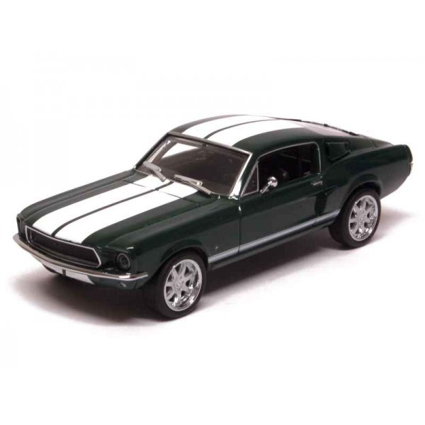 fast furious sean 39 s 1967 ford mustang 1 43 scale. Black Bedroom Furniture Sets. Home Design Ideas