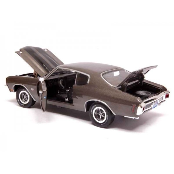 Fast And Furious (2009) 1970 Chevy Chevelle SS Primer Grey