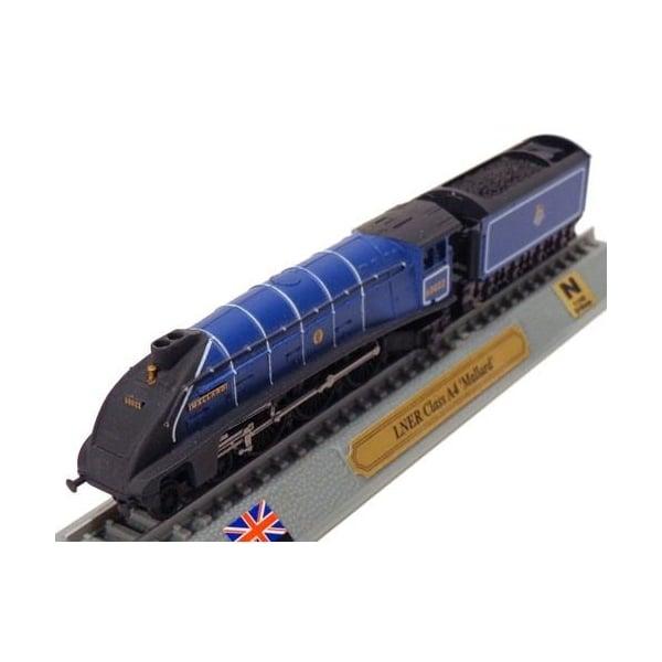 Del Prado LNER A4 Mallard 15 Steam locomotive wheel ... Mallard Train Toy
