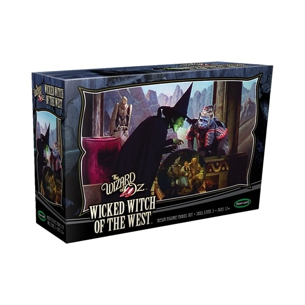 Polar lights wicked witch of the west the wizard of oz 1 8 scale
