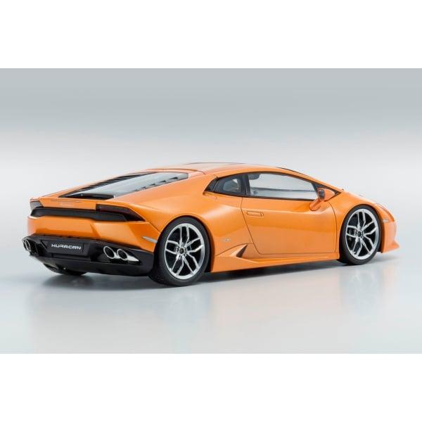 Kyosho Lamborghini Huracan LP610-4 - Orange - 1:18 Scale ...