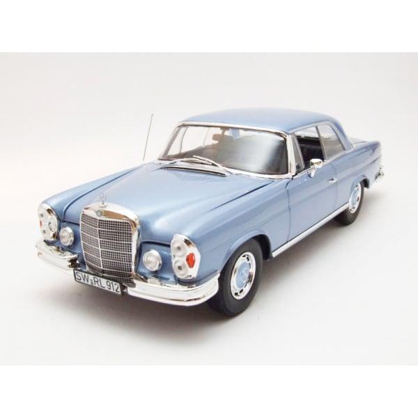 Norev 1969 mercedes benz 280 se coupe light blue for 1969 mercedes benz 280se
