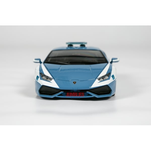 bburago lamborghini huracan lp610 4 polizia 1 18 scale diecast car bburago from jumblies. Black Bedroom Furniture Sets. Home Design Ideas