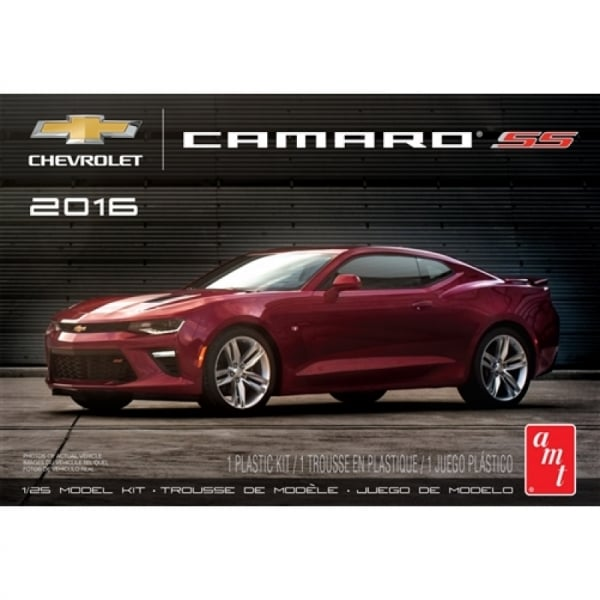 2016 Chevrolet Ss Camshaft: AMT 2016 Chevy Camaro SS