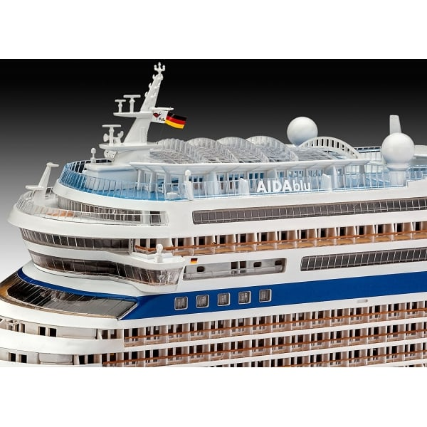 Revell Cruiser Ship AIDA Blu Sol Mar Stella Model Ship - Model cruise ship kits