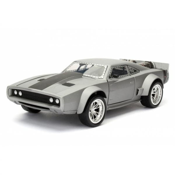 jada 1 24 dom 39 s ice charger fast furious 8 fast furious model car. Black Bedroom Furniture Sets. Home Design Ideas
