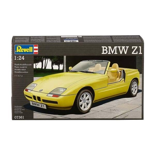 Bmw Z1 For Sale: Revell 1:24 BMW Z1 Model Car Kit