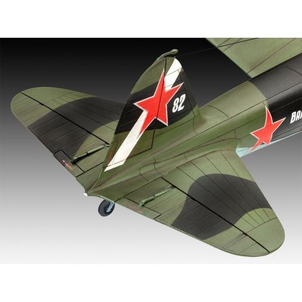 Revell 1:48 IL-2 Stormovik Model Aircraft Kit