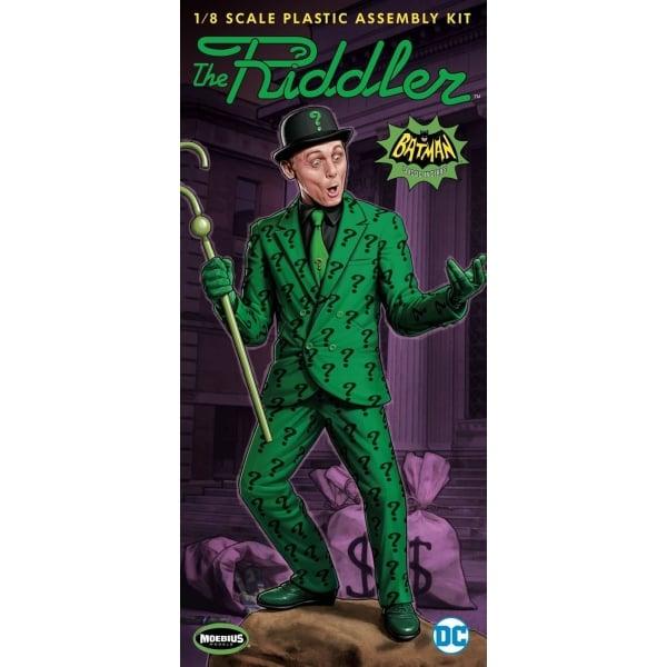 Moebius Models Batman Classic TV Series The Riddler Figure