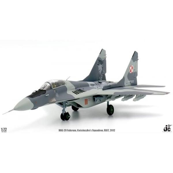 JC Wings 72 MiG-29AS Fulcrum Slovak AF 1st Letka Sliac AB