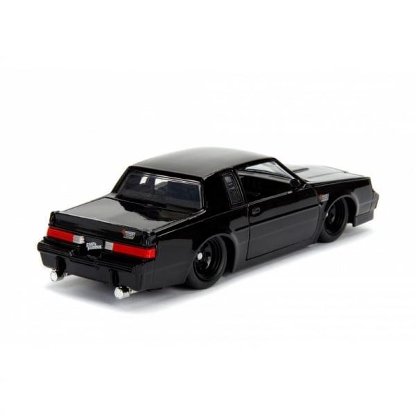 jada 1:24 dom's buick grand national - fast & furious | fast