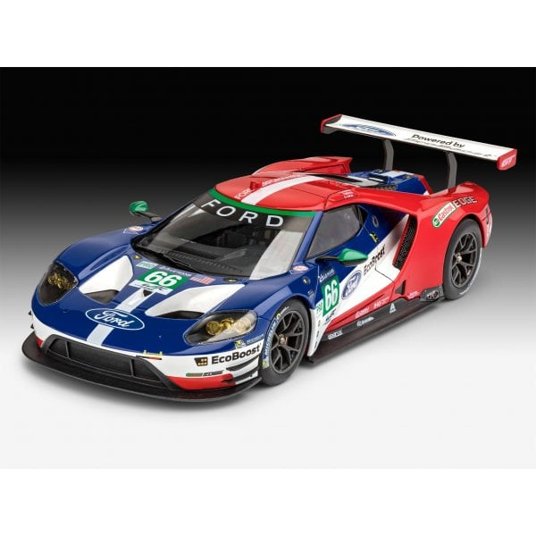 Revell  Ford Gt Le Mans Car Model Kit