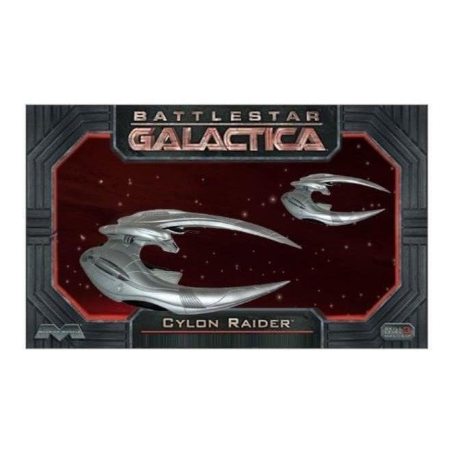Moebius Models Battlestar Galactica Cylon Raider Twin Pack - 1:72 Scale Model Kit
