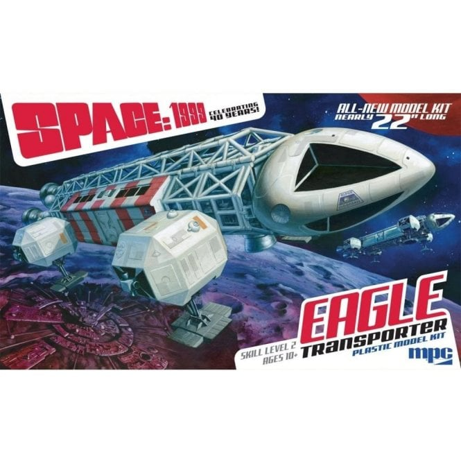 MPC Space: 1999 Eagle Transporter - 1:48 Scale Model Kit