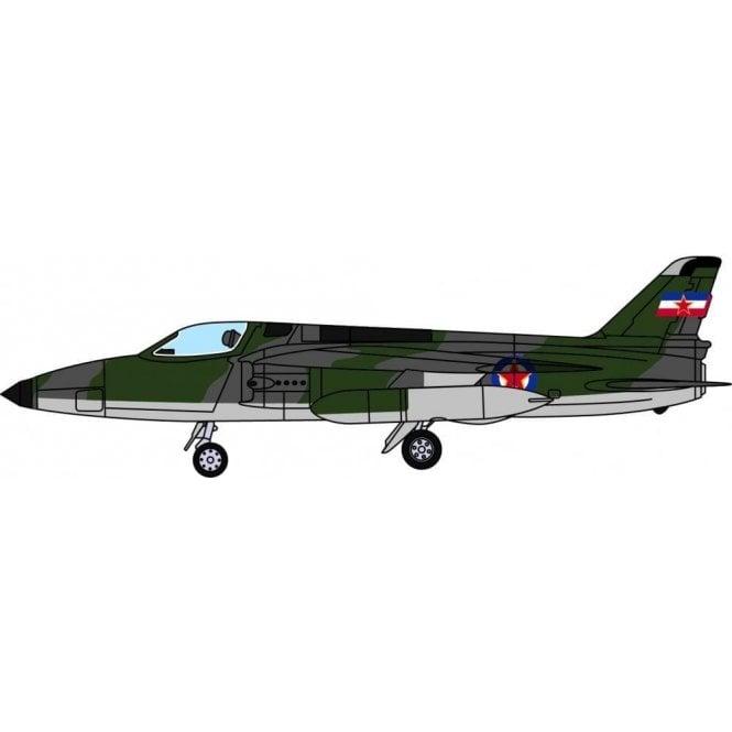 Aviation72 1:72 Folland Gnat Single Seater Yugoslav Air Force Musuem