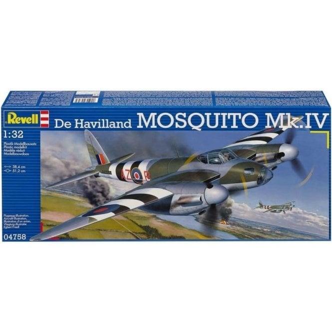 Revell 1:32 De Havilland Mosquito Mk.IV Model Aircraft Kit