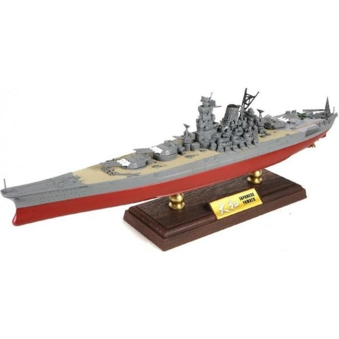 Forces of Valor 1:700 Yamato-class Battleship IJN, Yamato, Operation Kikusui Ichigo 1945