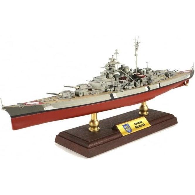 Forces of Valor 1:700 Bismarck-class Battleship German Navy, Bismarck, Battle of the Denmark Strait, May 1941