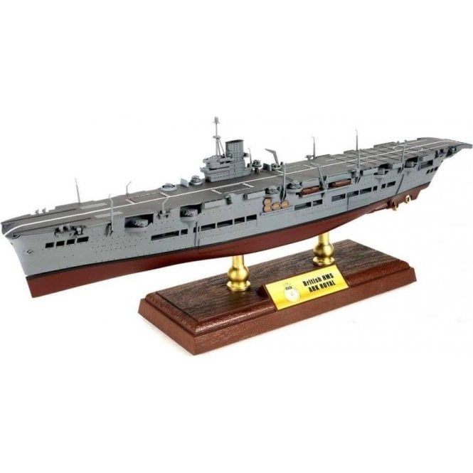 Forces of Valor 1:700 Ark Royal-class Carrier Royal Navy, HMS Ark Royal, Norway