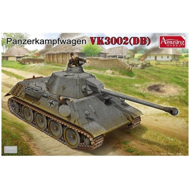 Amusing Hobby 1:35 Panzerkampfwagen VK3002DB Military Model Kit