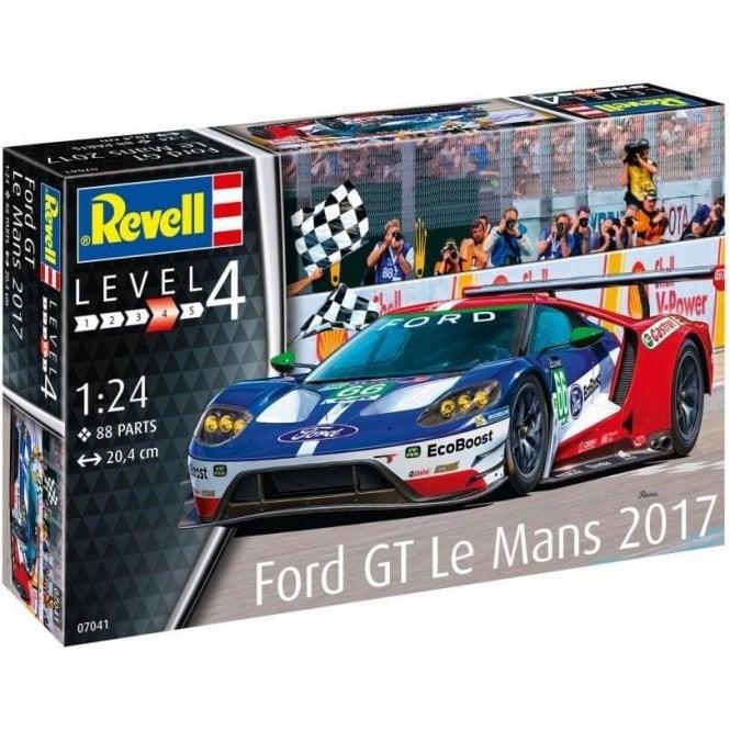 Revell  Ford Gt Le Mans Car Model Kit