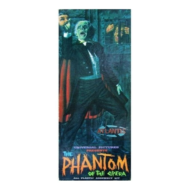 Atlantis Models 1:8 Phantom of the Opera Figure Kit