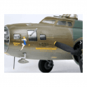 Revell 1:48 B-17F Flying Fortress Memphis Belle Model Aircraft Kit