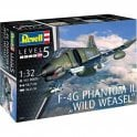 Revell 1:32 F-4G Phantom USAF Aircraft Kit