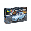 "Revell 1:24 Gift Set Trabant 601 S ""60 Years"" Model Car Kit"