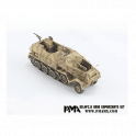 Precision Model Art 1:72 SD.Kfz.8 DB10, Gepanzerte 12T, German Army