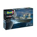 Revell 1:72 Patrol Torpedo Boat PT109 Model Ship Kit