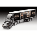 Revell 1:32 Gift Set AC/DC Tour Truck & Trailer Model Kit
